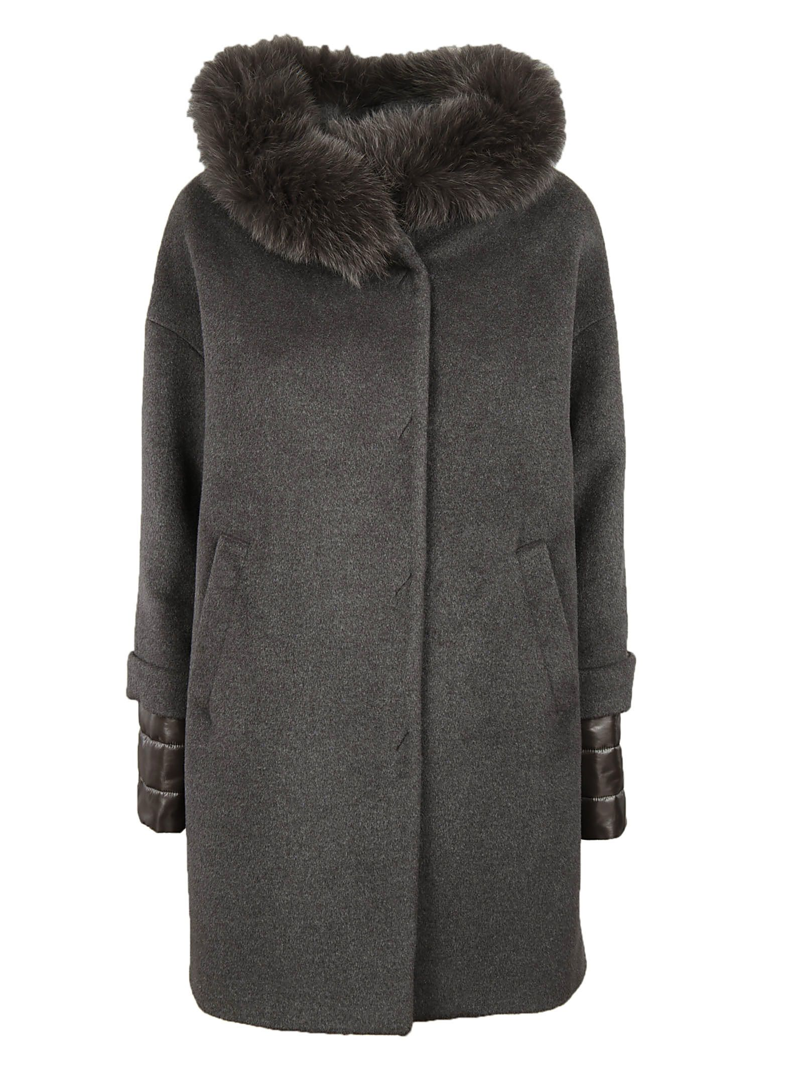 Herno Classic Fitted Coat