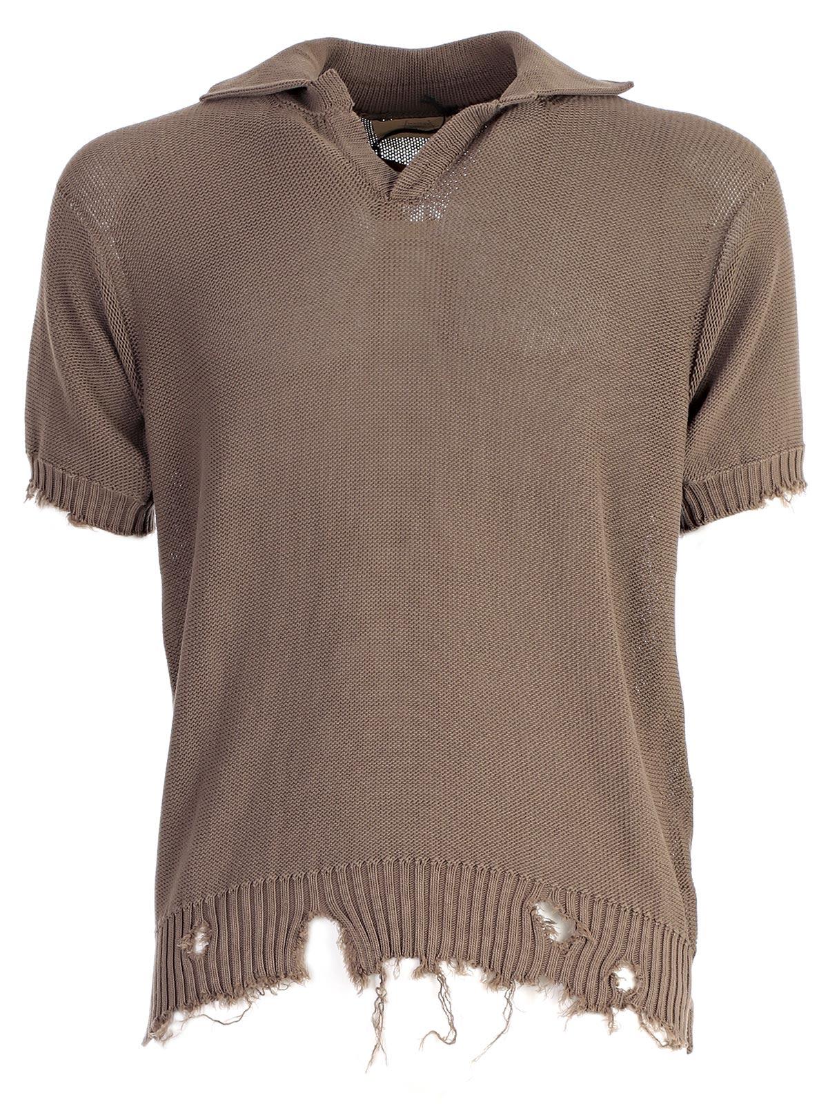 Maison Flaneur Polo Shirt