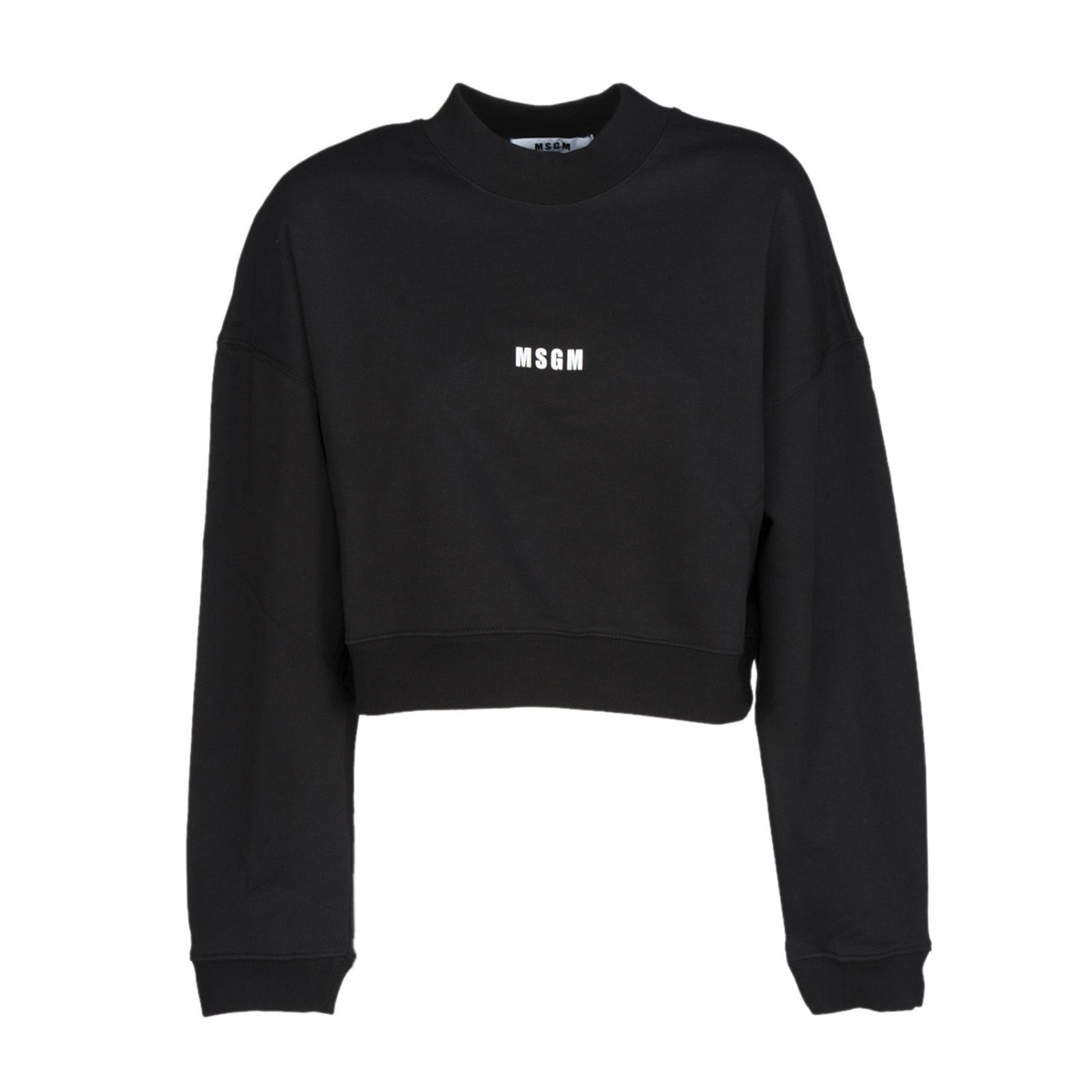 Msgm Mini Logo Sweatshirt