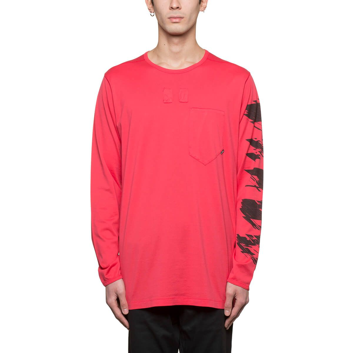 Stone Island Shadow Project Ls T-shirt