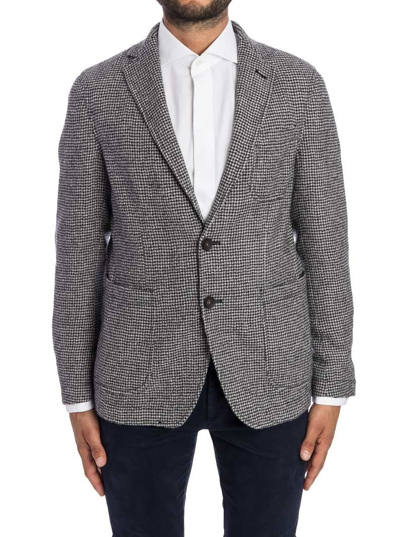The Gigi Jacket Wool