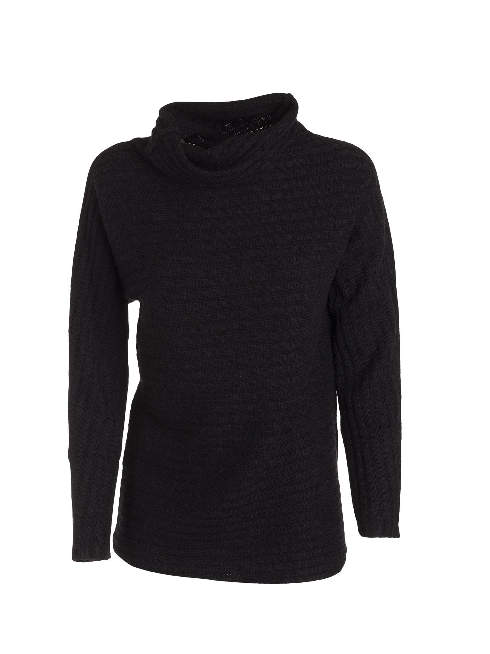 Max Mara - Max Mara Turtleneck Sweater - Black, Women's Sweaters ...