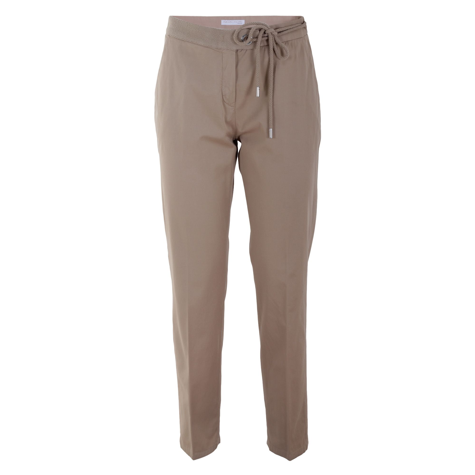 Fabiana Filippi Cotton Trousers