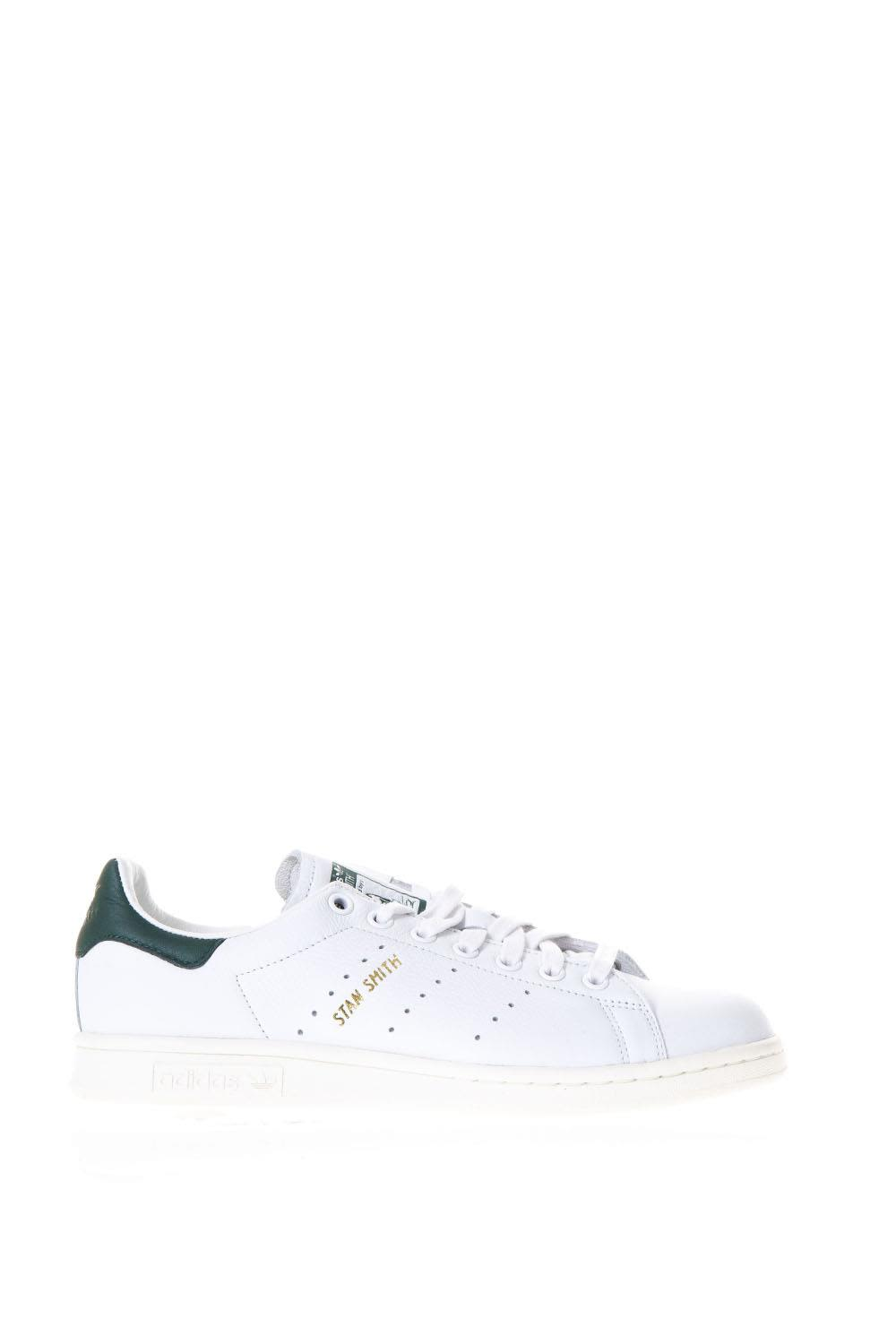 Adidas Originals Stan Smith Perforated Leather Shoes