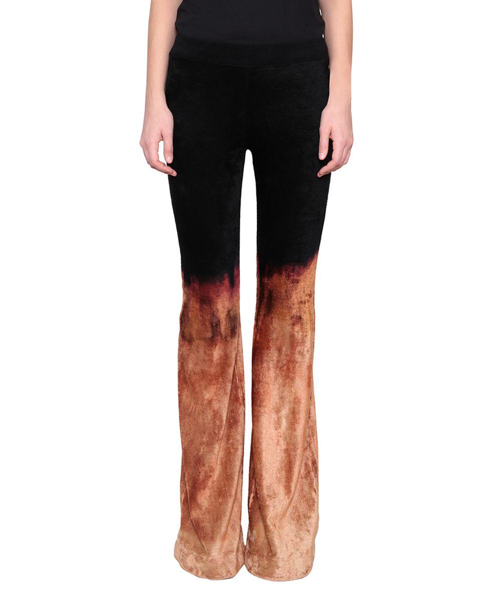 Balmain Degradé Velvet Pants