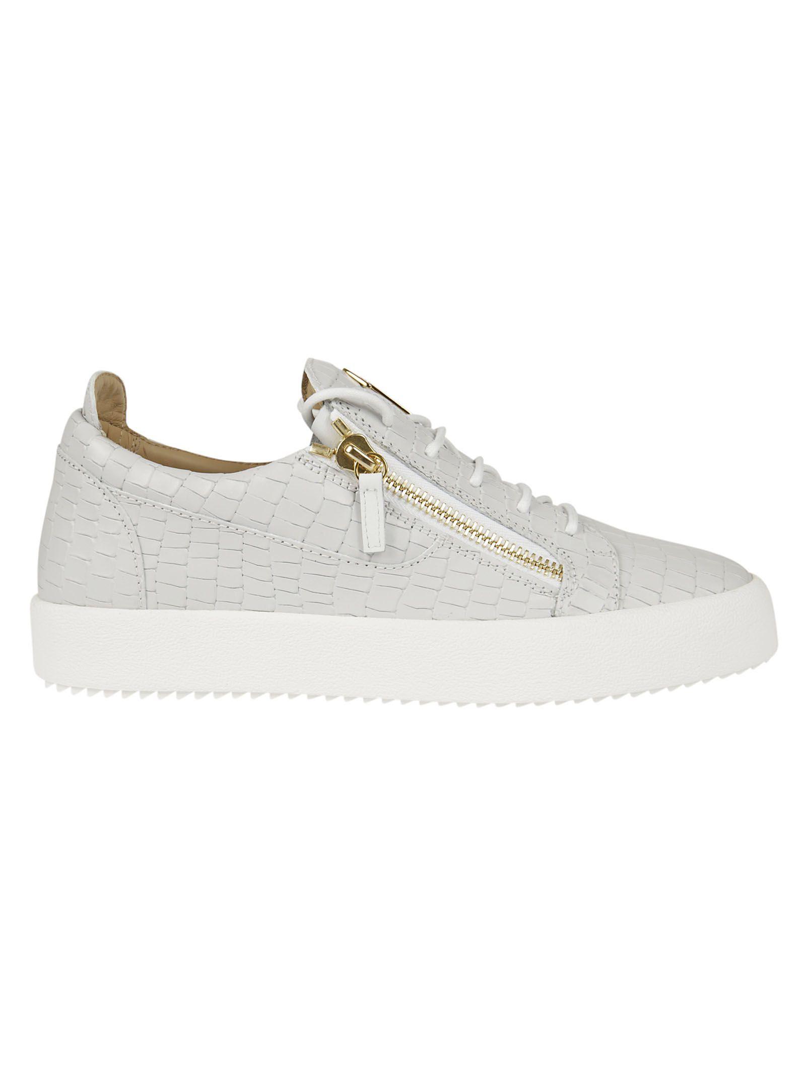 Giuseppe Zanotti Frankie Hi-top Sneakers
