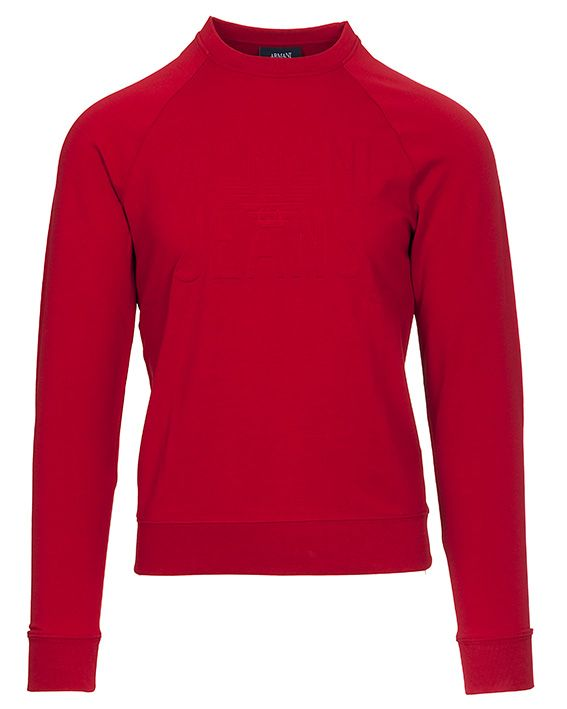 Armani Jeans Logo Sweatshirt