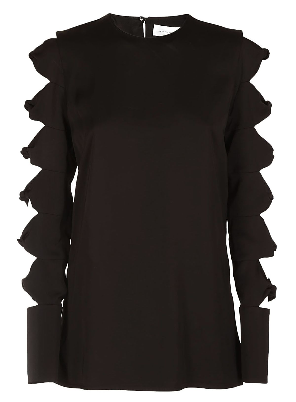 Victoria Beckham Cut-out Detailing Top