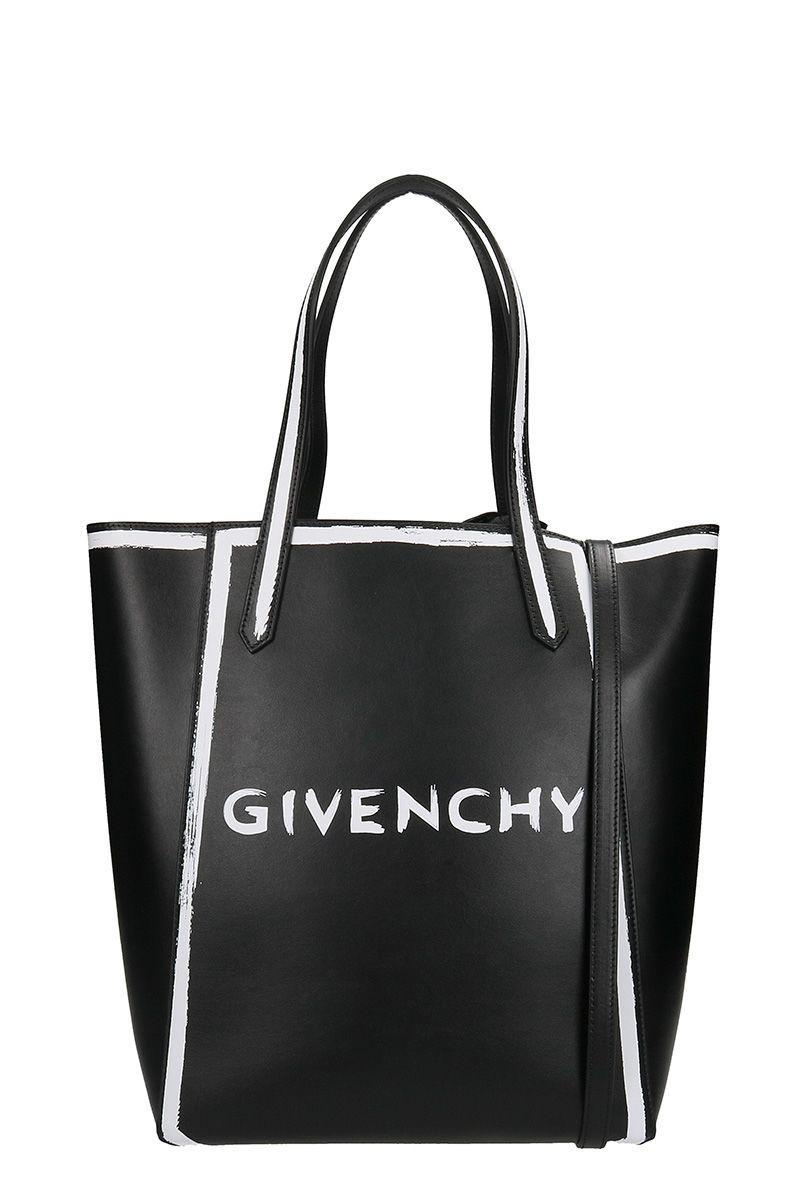 Givenchy Stargate Logo Shopper Tote
