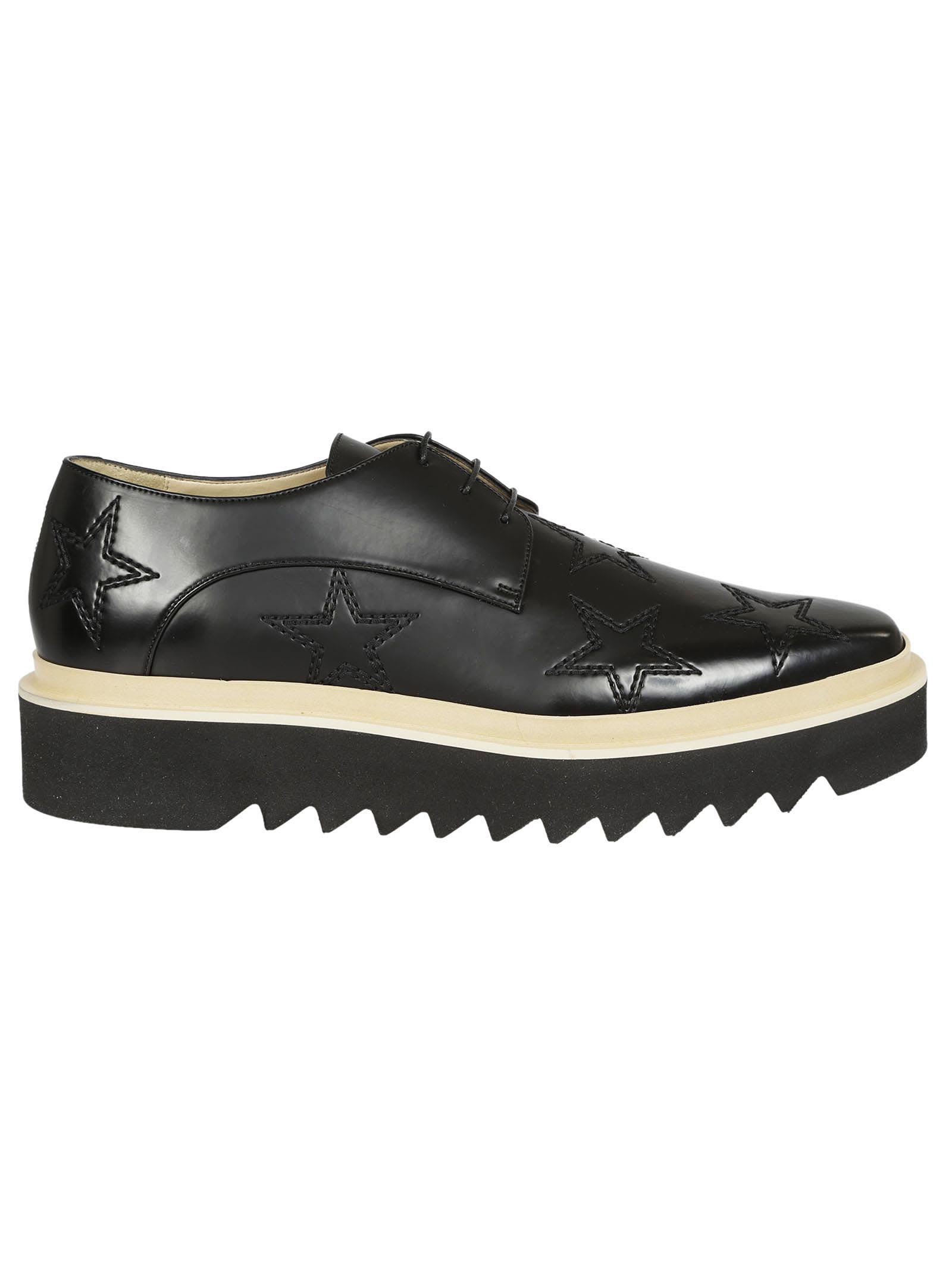 Stella Mccartney Stars Derby Shoes