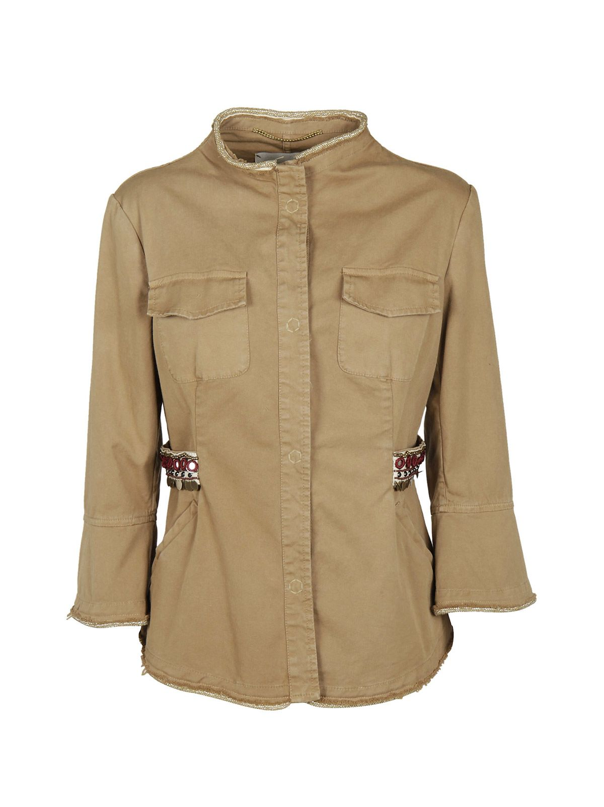 Breast Pocket Shirt