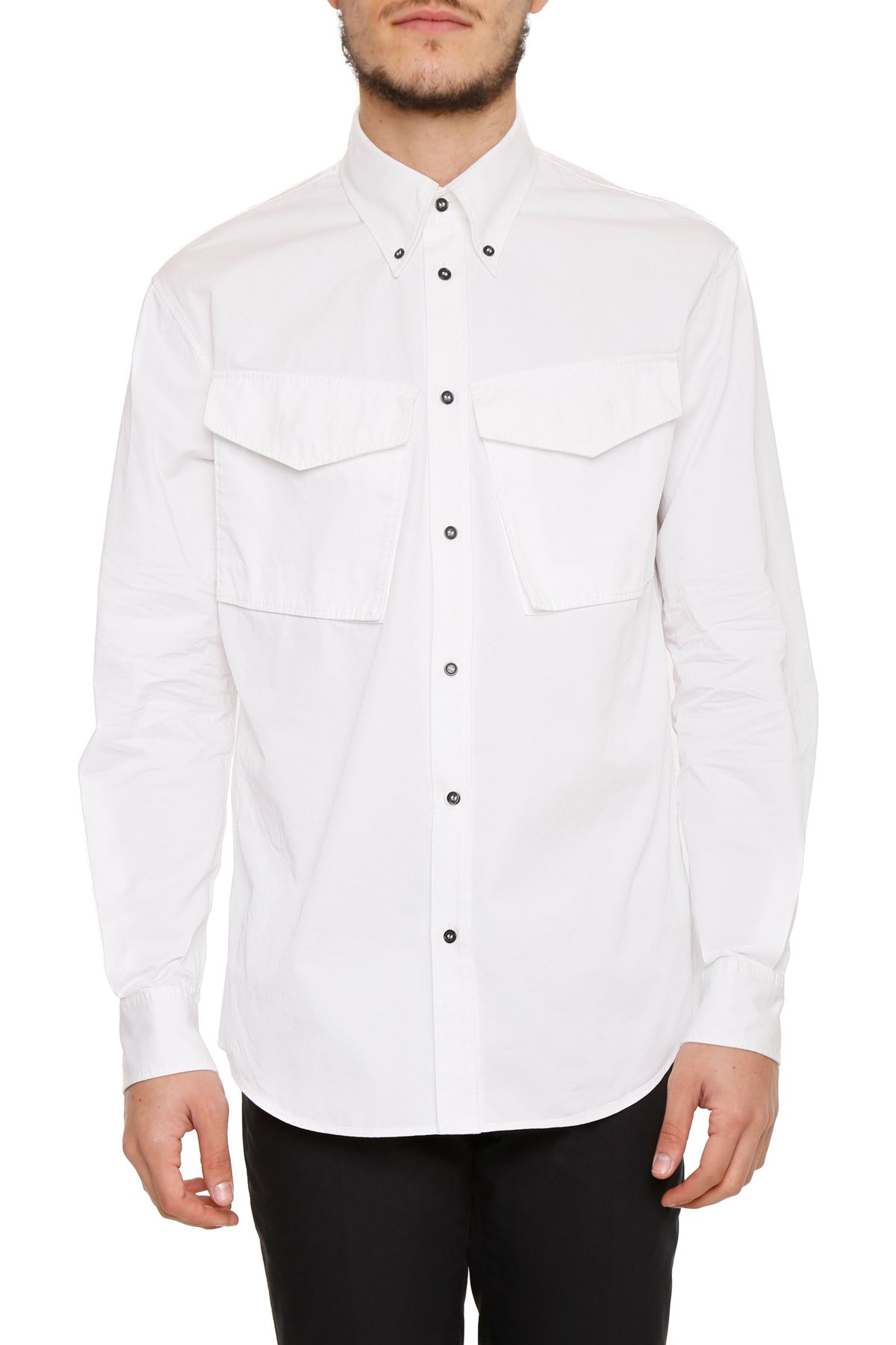 Casual Cotton Shirt