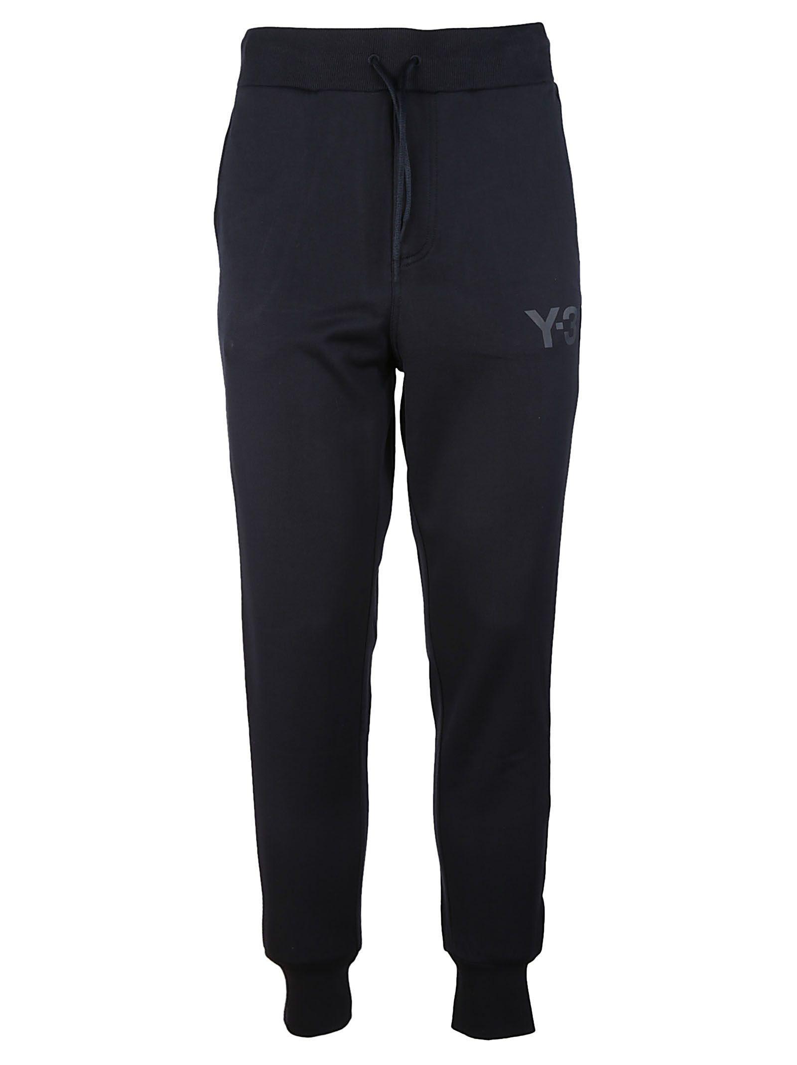 Y-3 Logo Print Track Pants