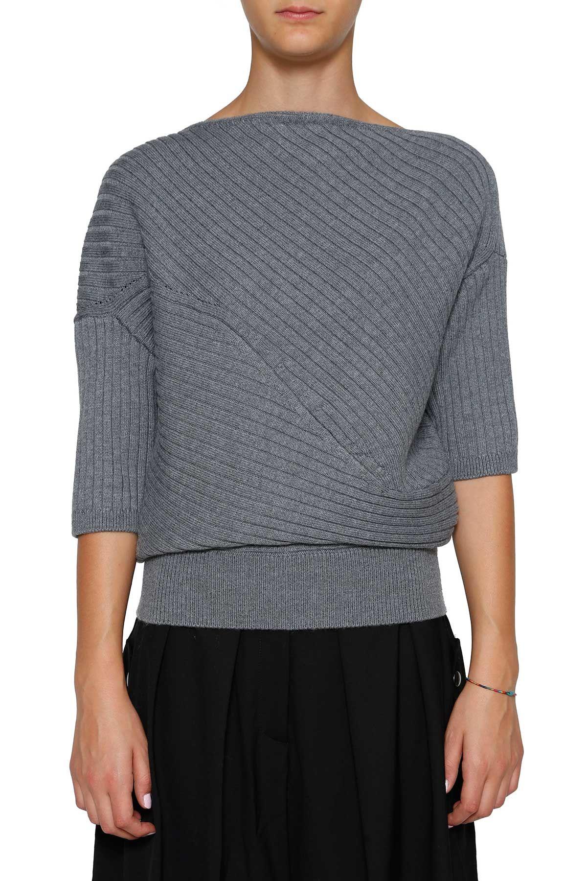 J.w. Anderson Asymmetric Sweater