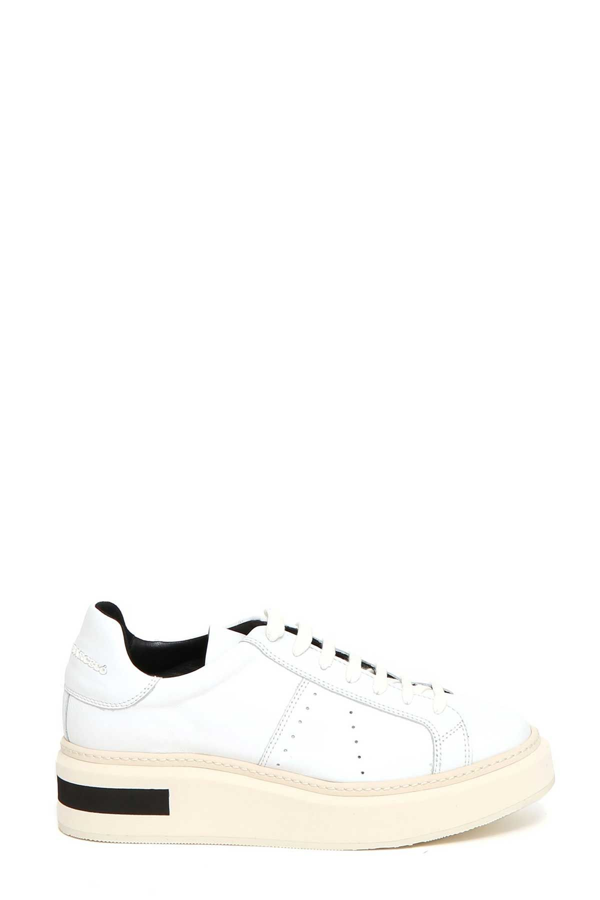 Manuel Barcelò Leather Lacing Sneaker