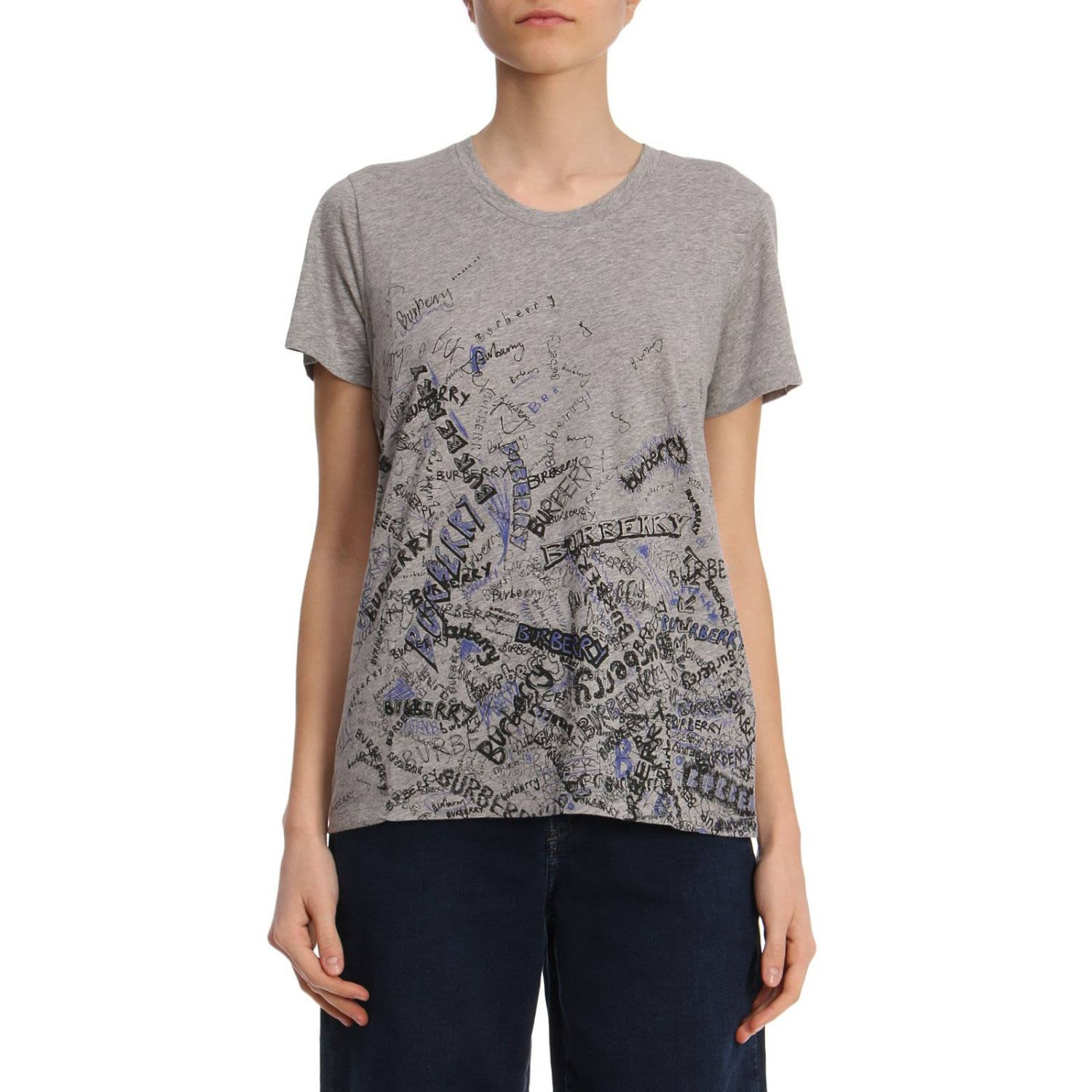 T-shirt T-shirt Women Burberry