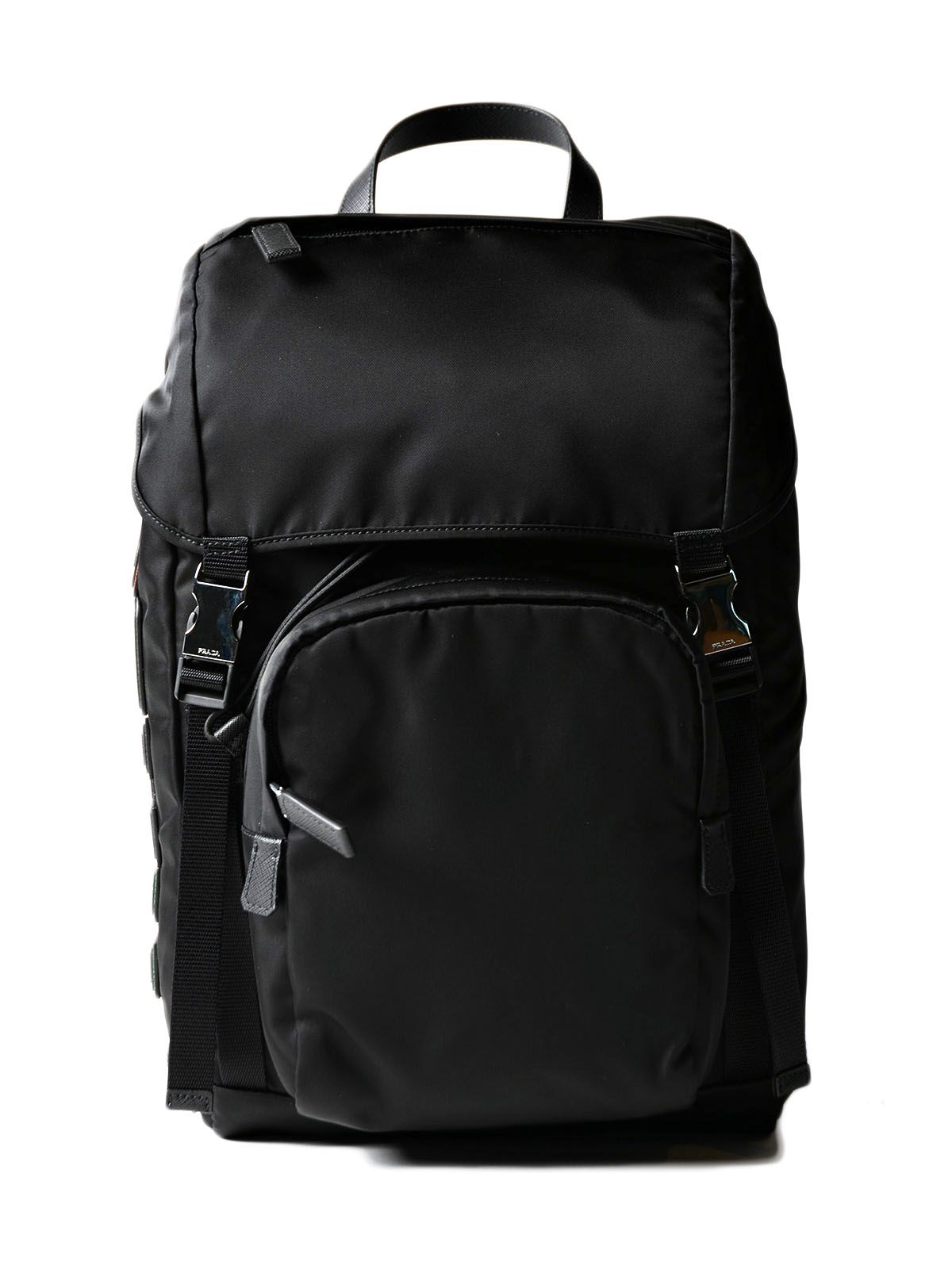 Prada Tessuto Character Backpack