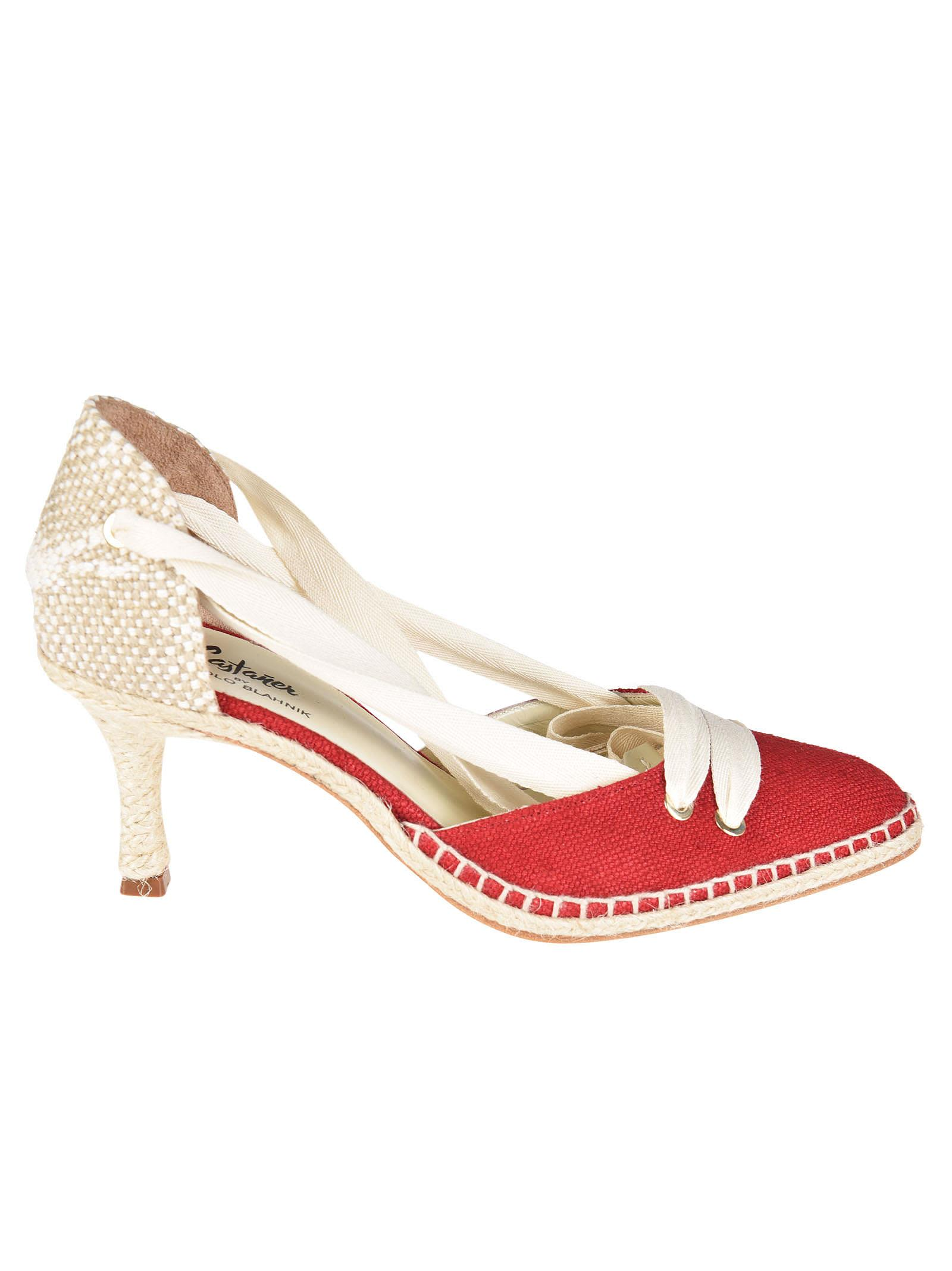 Castaner By Manolo Blahnik 70 Pumps