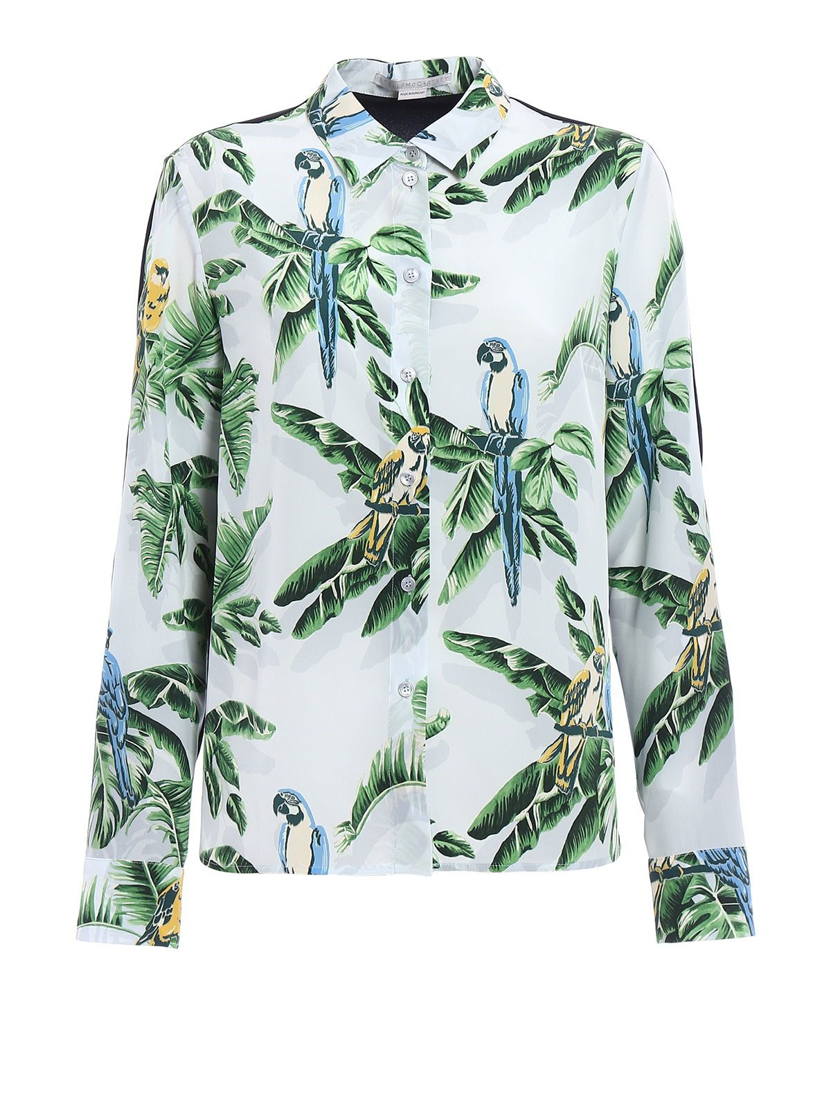 Stella McCartney Wilson Shirt Birds Of Paradis