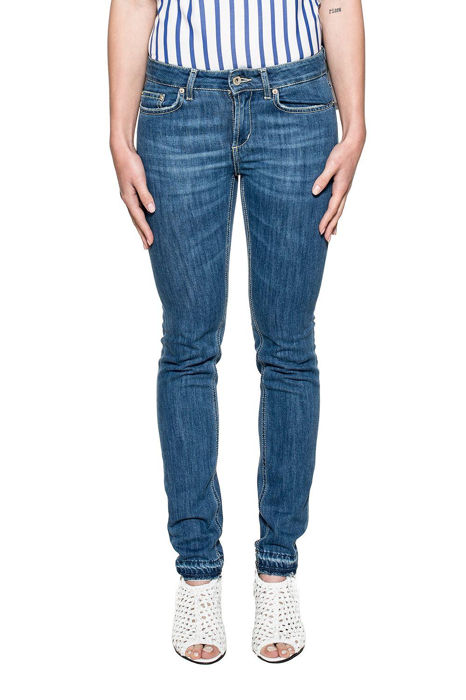 Dark Blue Monroe Denim Jeans