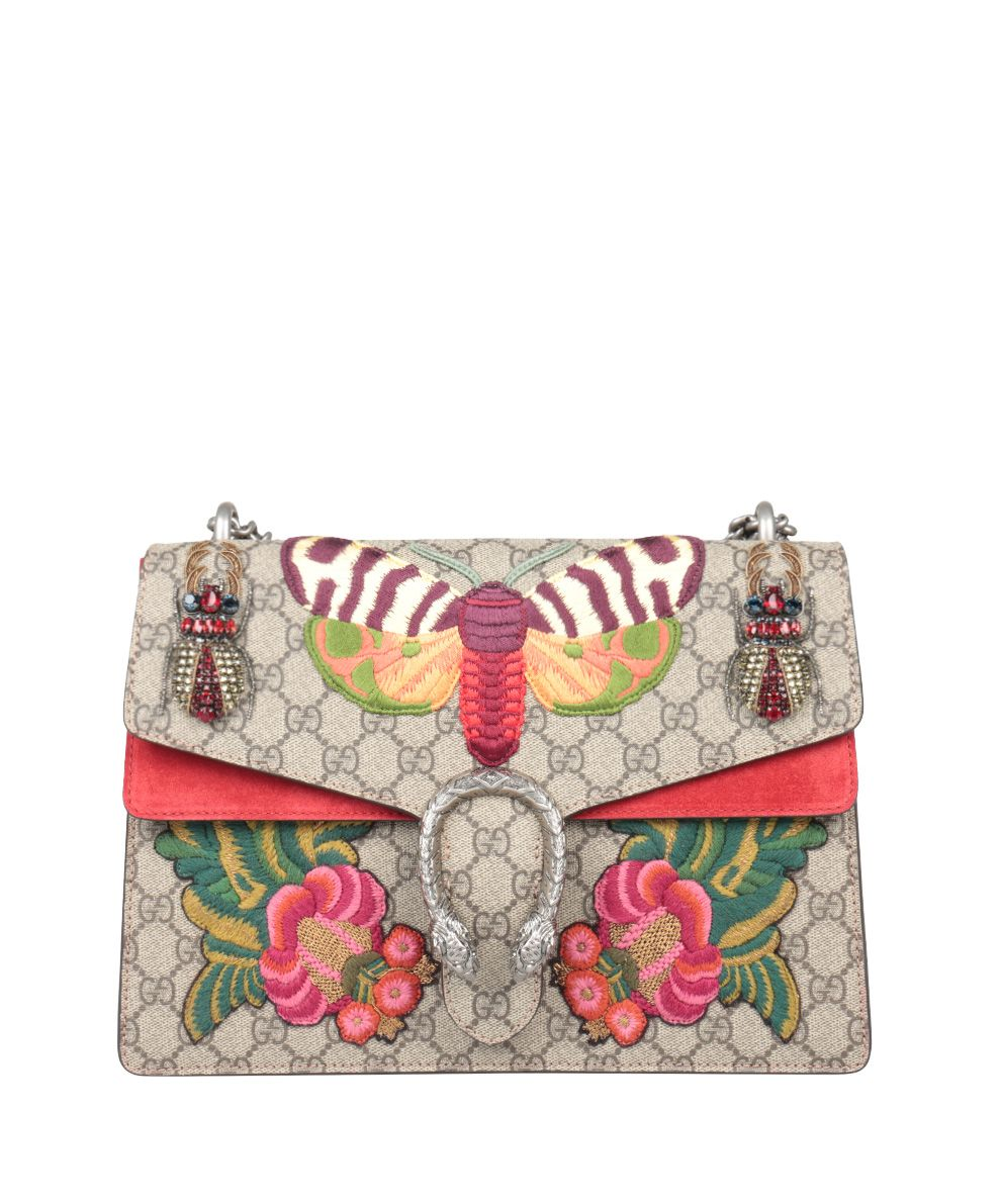 Gucci Dionysus Embroidered Bag