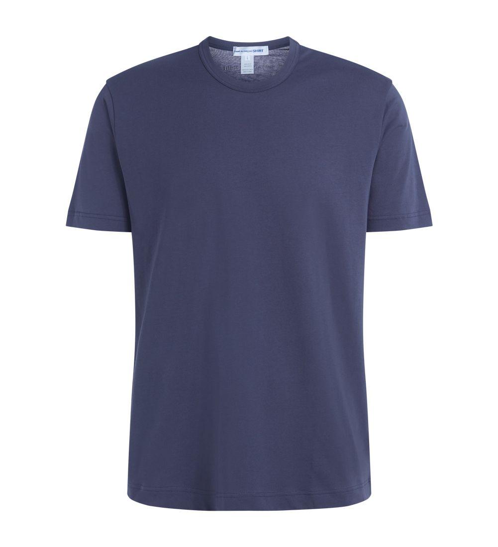 Comme Des Garçons Shirt Grey Anthracite T-shirt