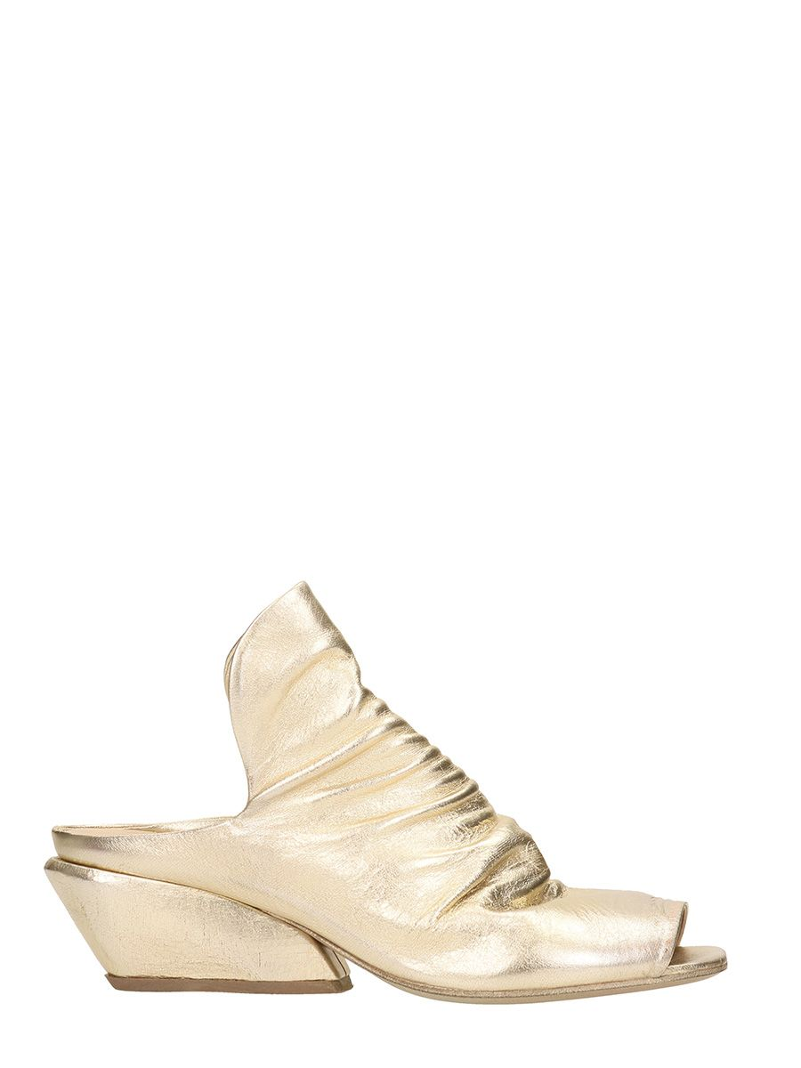 Marsell Mostrin Beige Mules