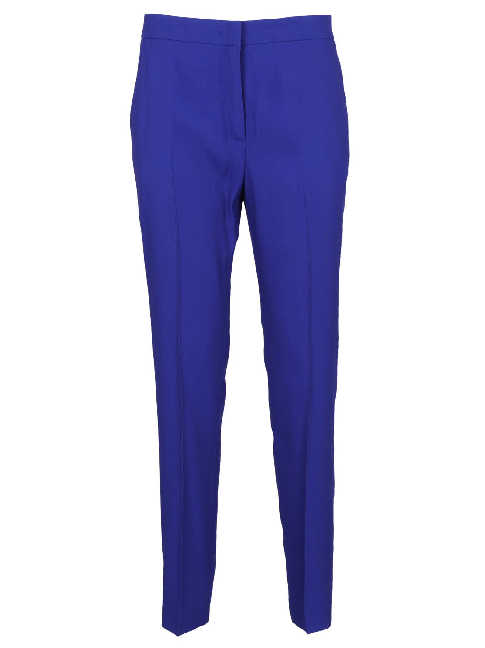 Msgm Cropped Tailored Trousers