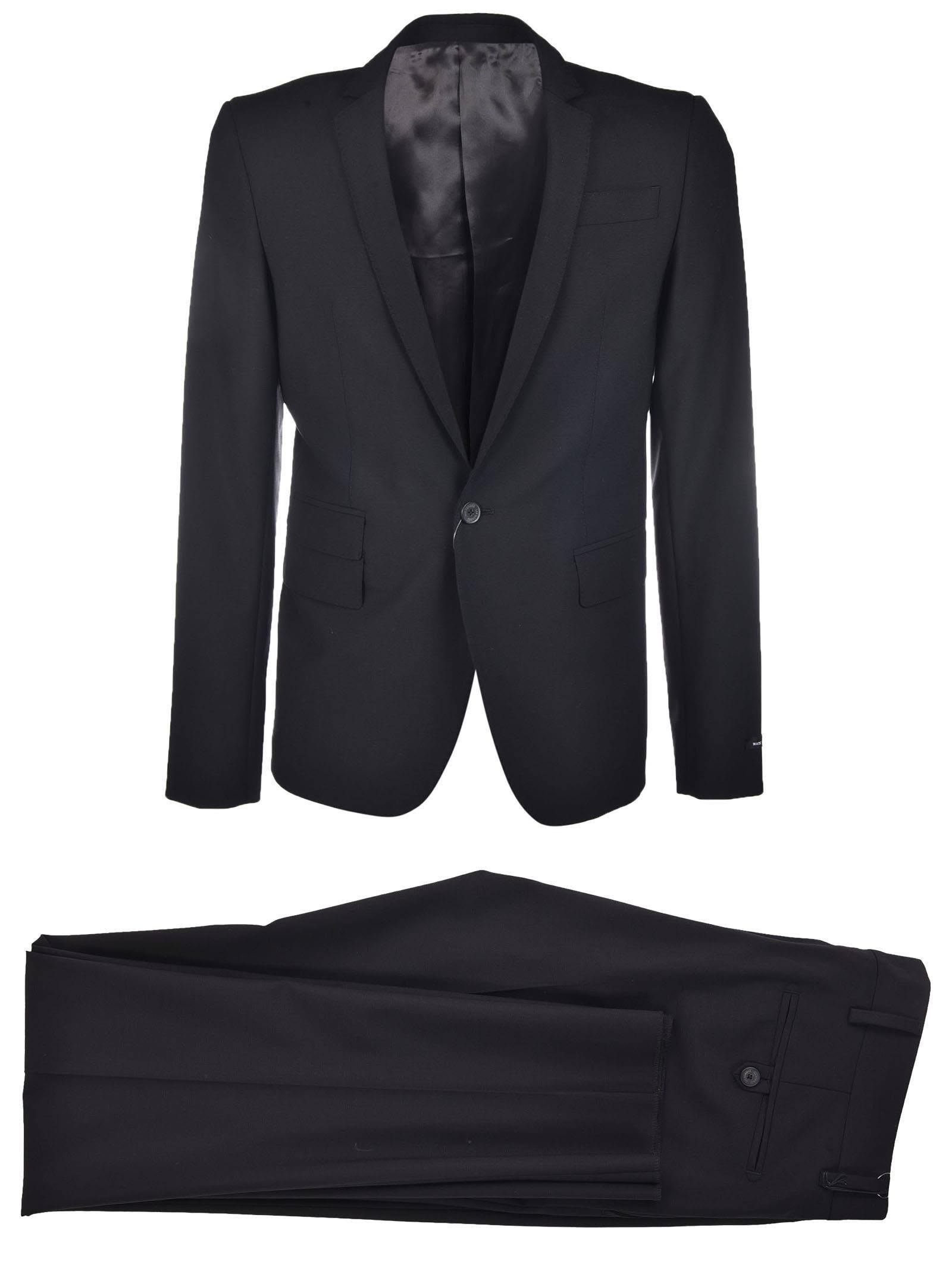 Les Hommes Classic Suit