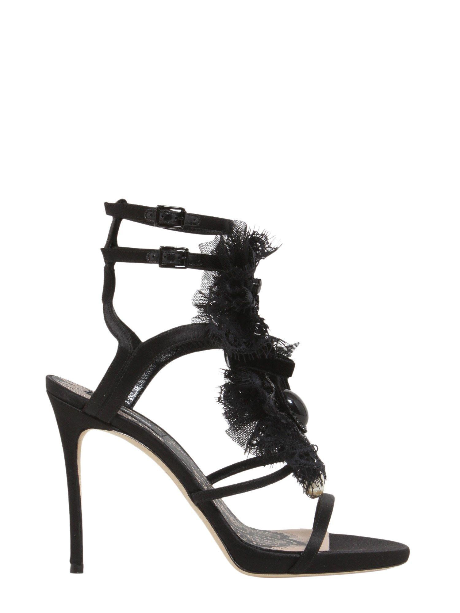 Victorian Sandal