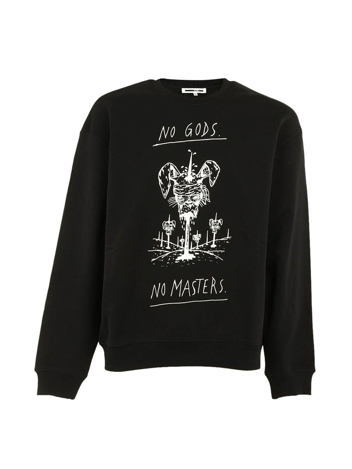 Mcq Alexander Mcqueen Bunny Sweatshirt