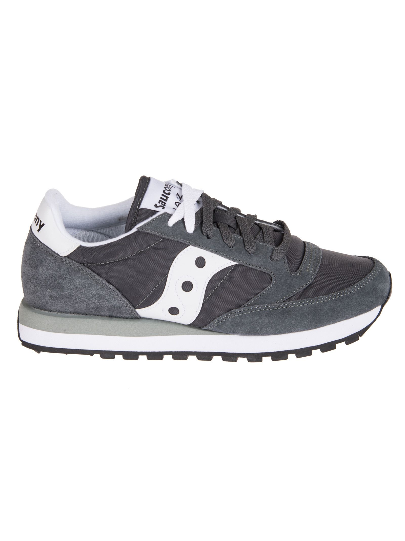 Jazz Original Sneakers Saucony: grey And White