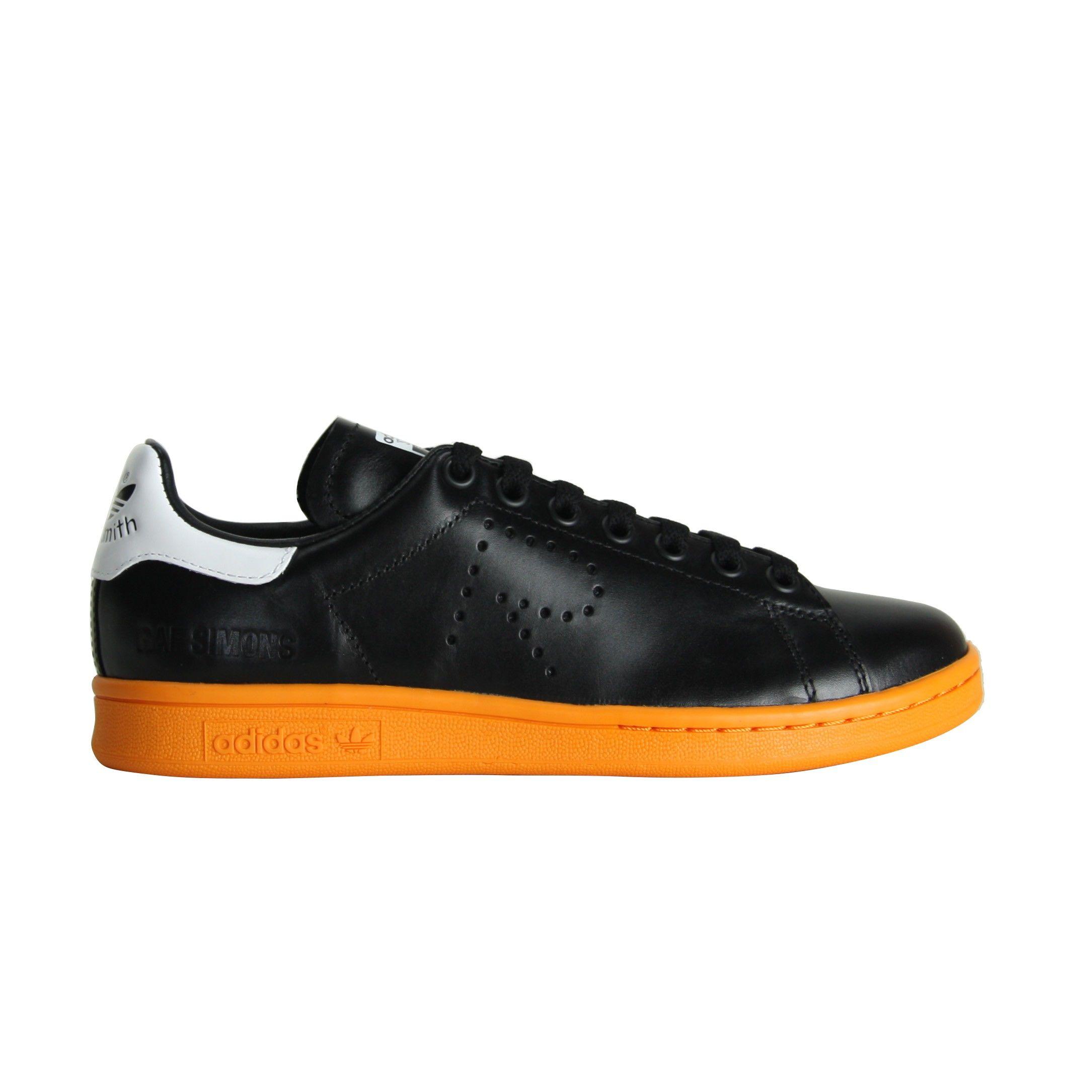 Adidas By Raf Simons Black Sneakers