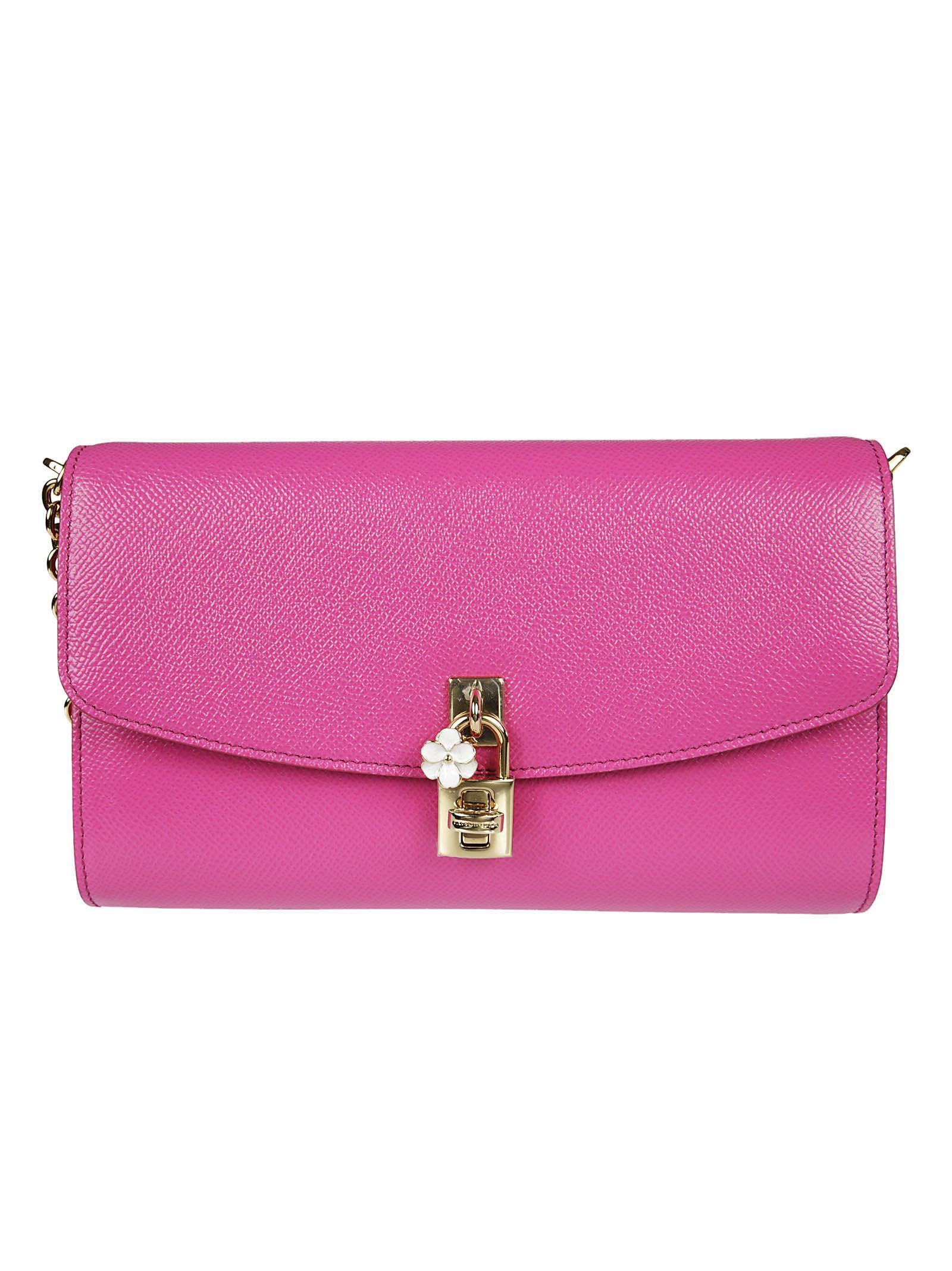 Dolce & Gabbana Pochette St. Dauphine Shoulder Bag