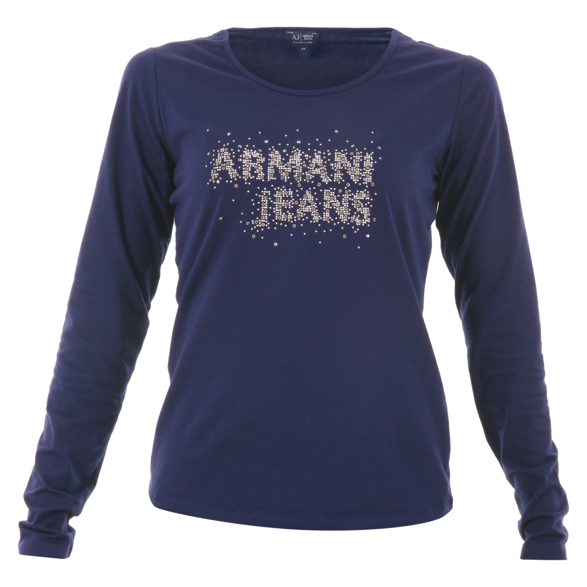 Armani Jeans Cotton Jersey Sweater