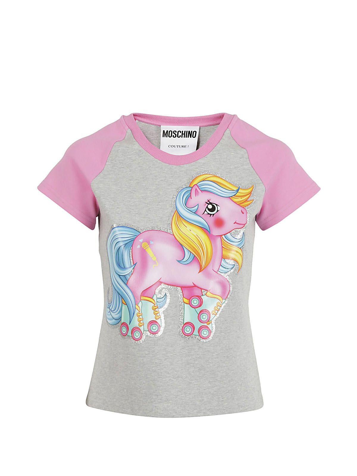 Moschino My Little Pony Printed T-shirt