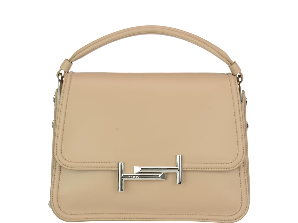 Tods Small Double T Bag