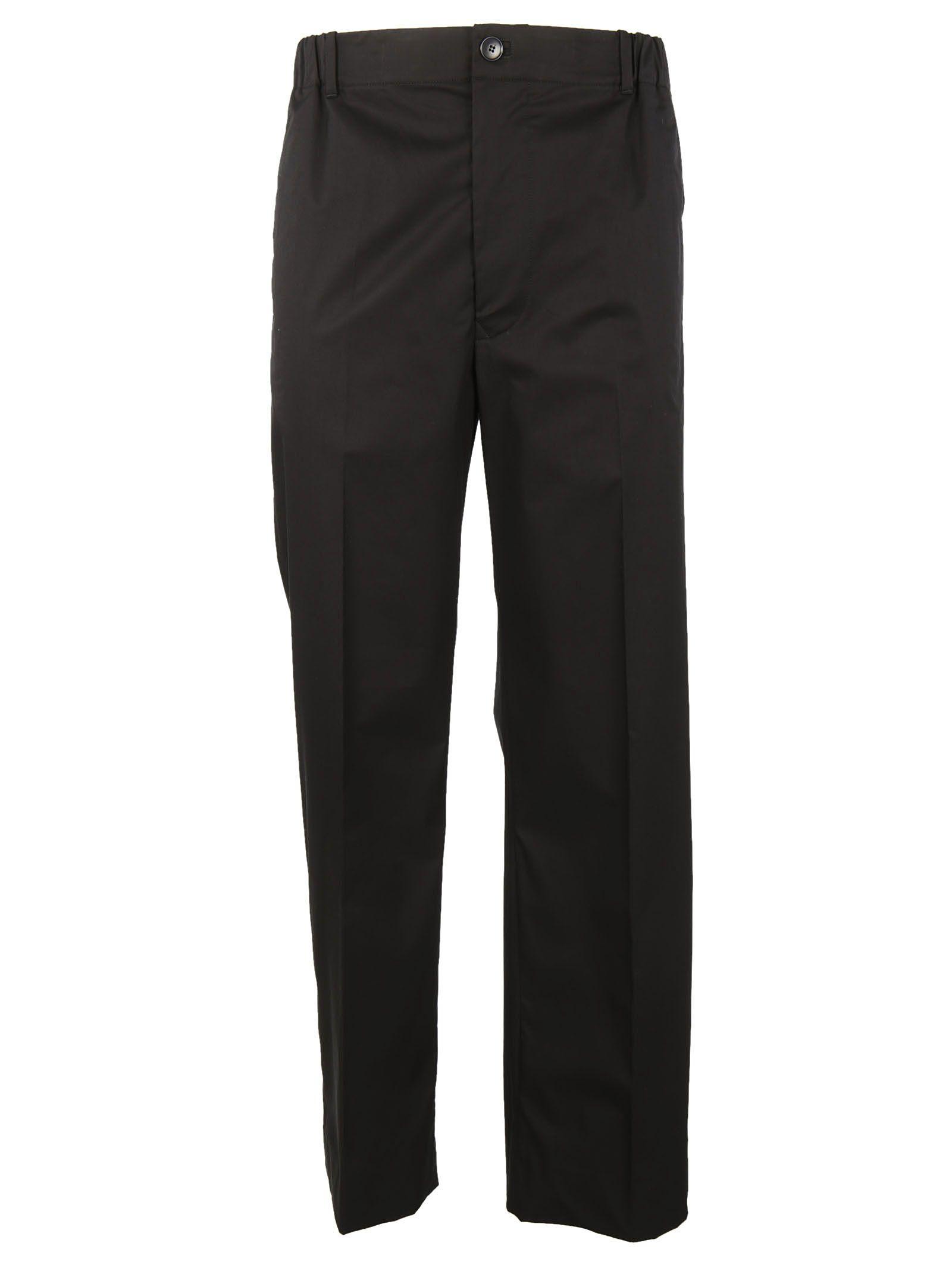 Stella Mccartney Wide Leg Tailored Trousers