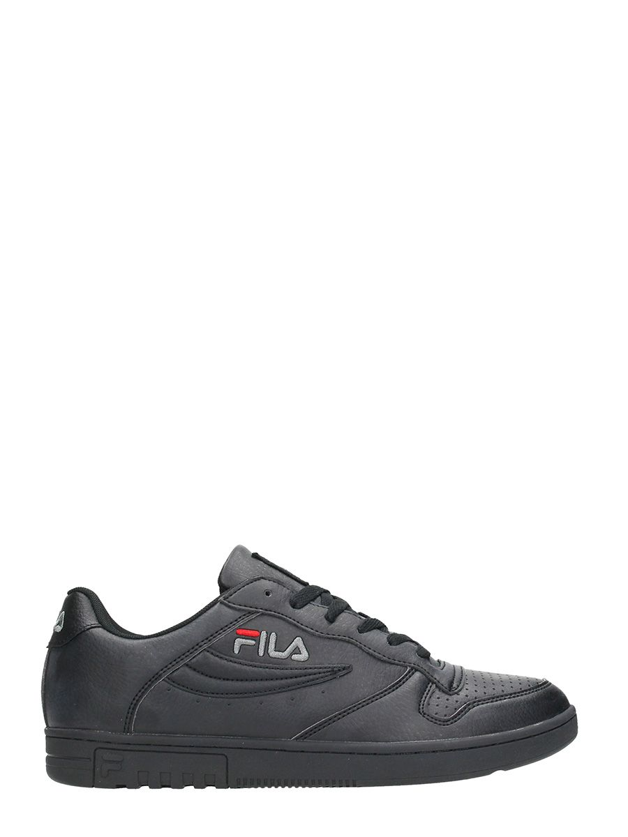 Fila Fx100 Black Leather Sneakers