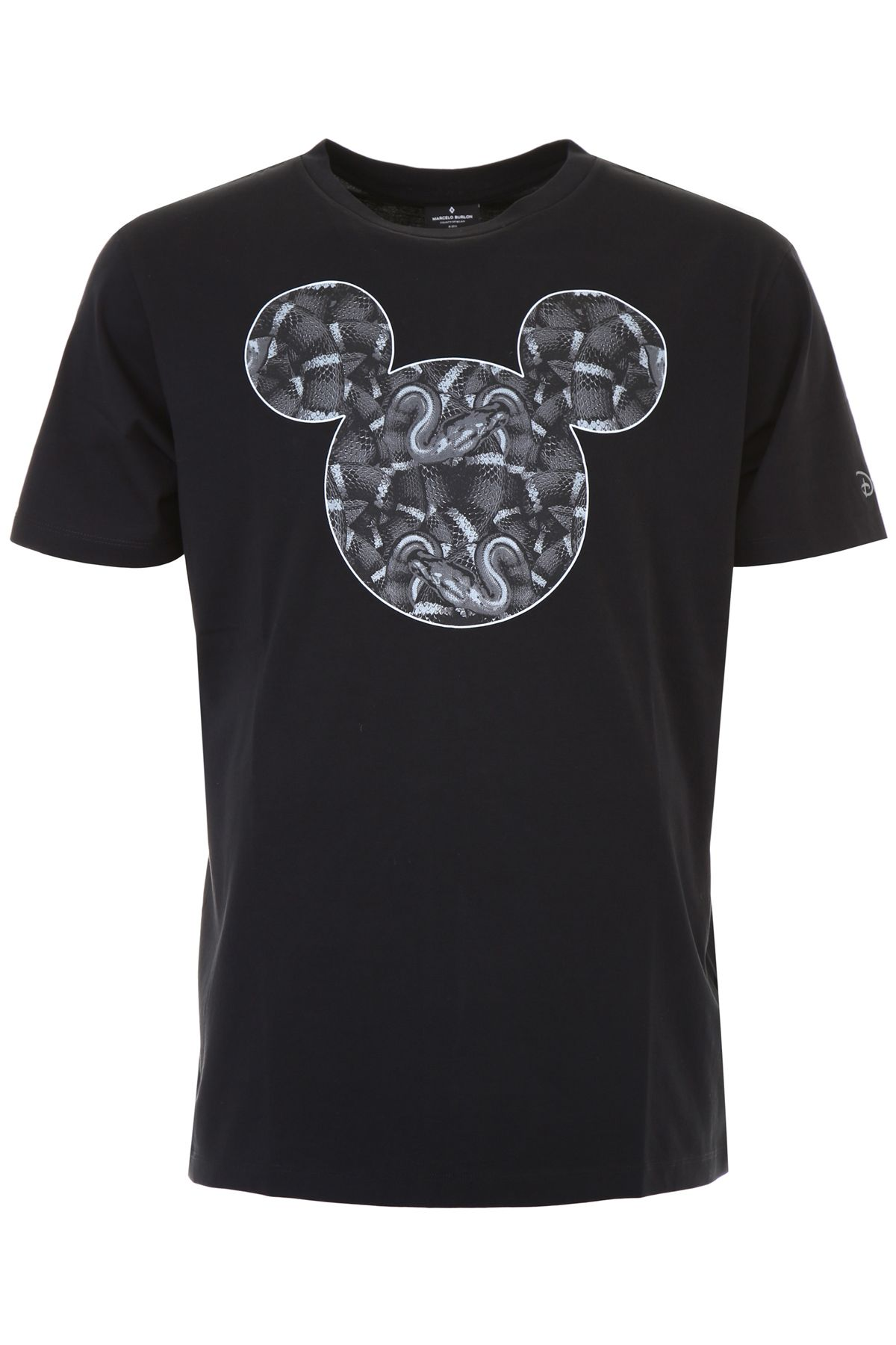 Mickey Mouse Snakes T-shirt