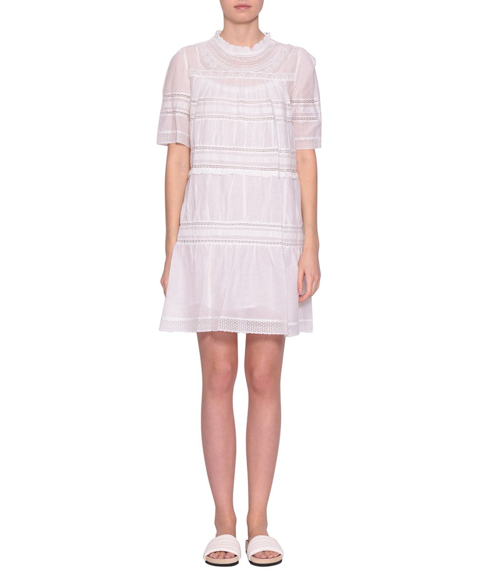 Isabel Marant Etoile Vicky Cotton Dress