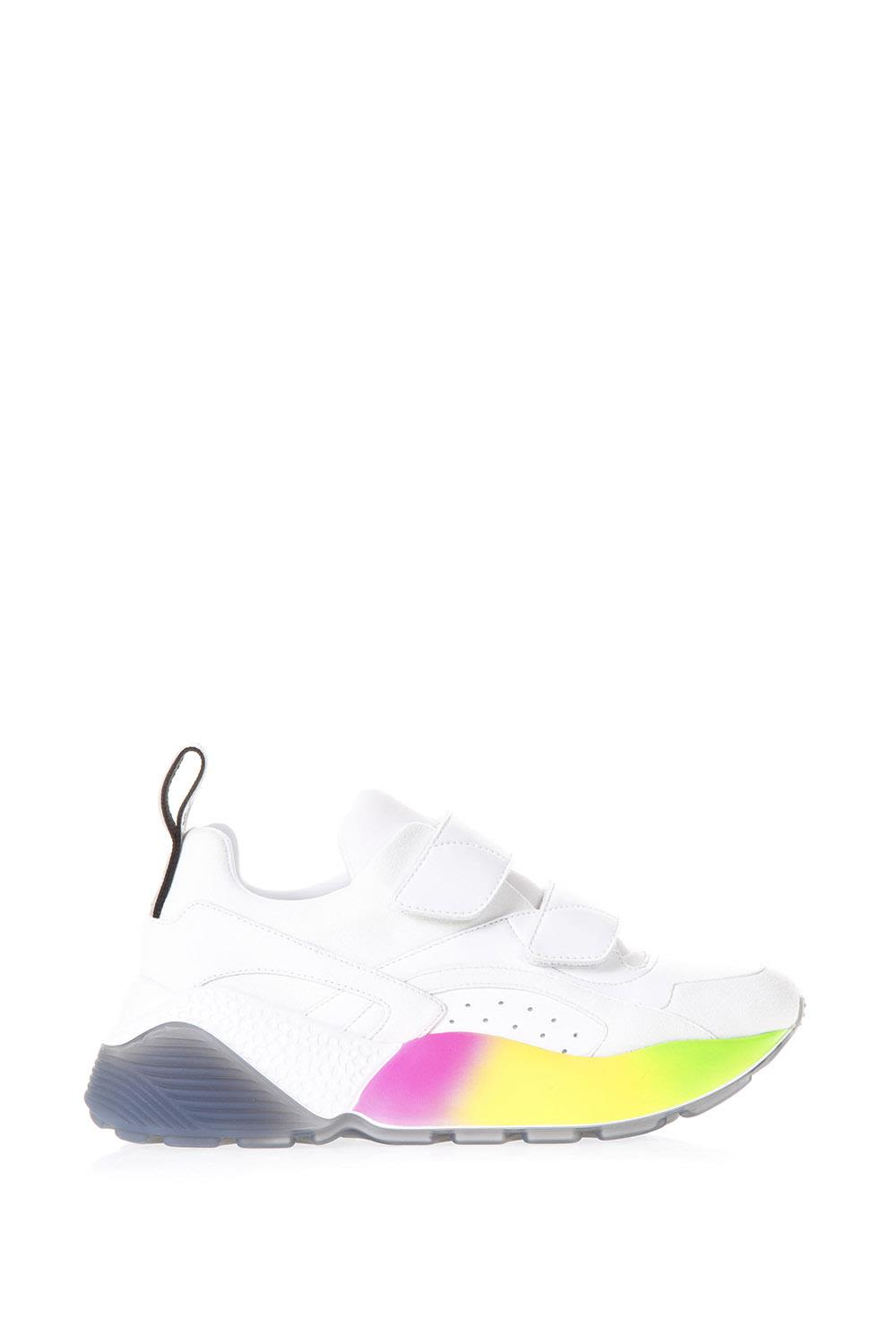 Stella McCartney Raimbow Eclypse White Sneakers