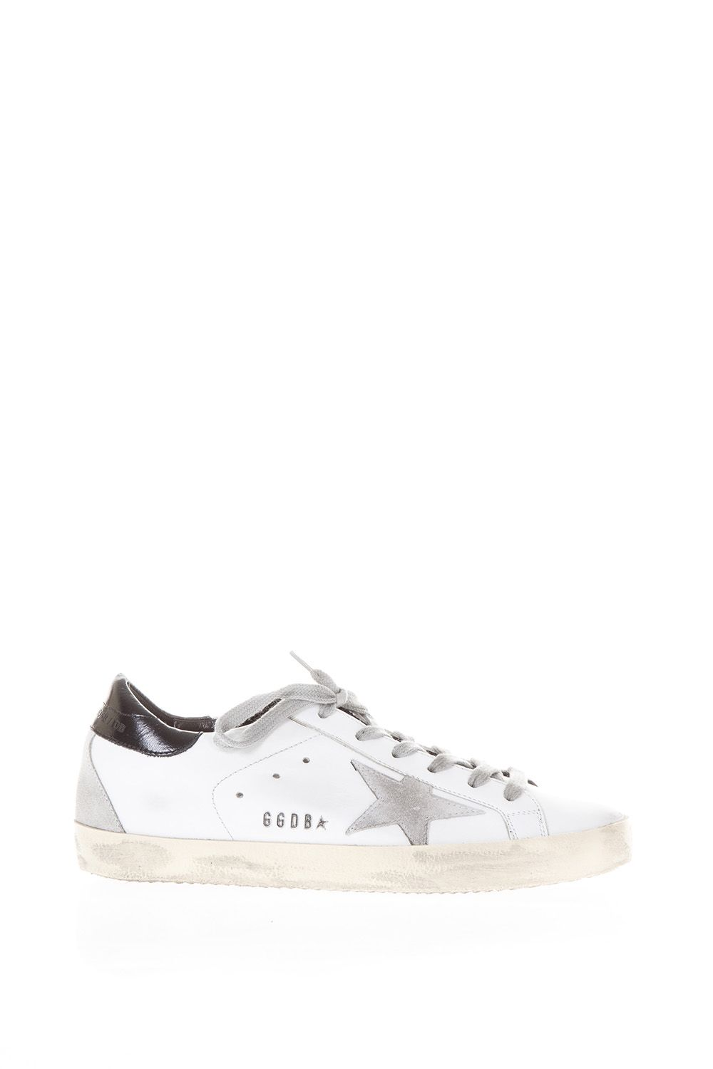 Golden Goose 20mm Superstar Leather Sneakers