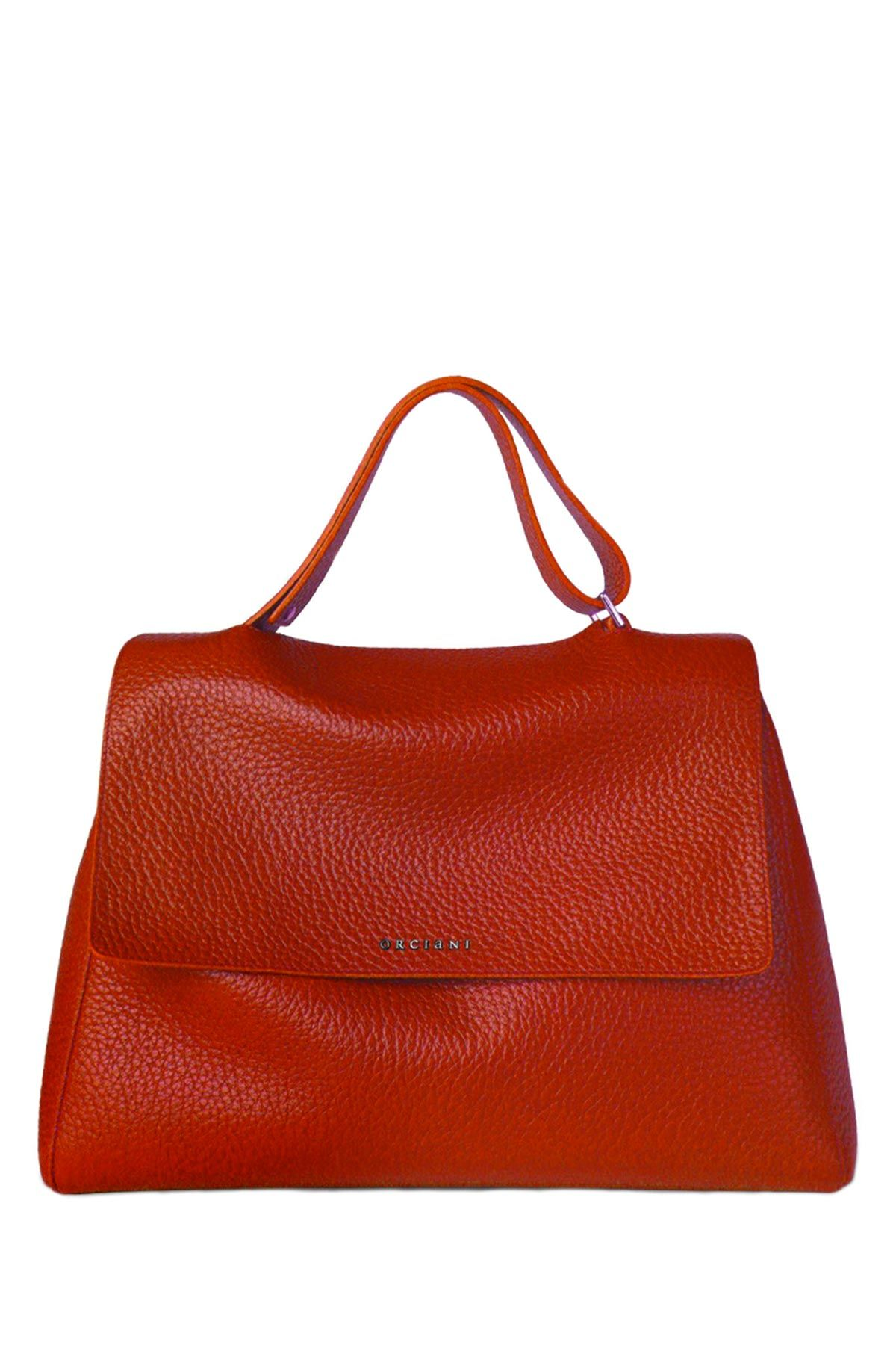 Orciani Red Shoulder Bag
