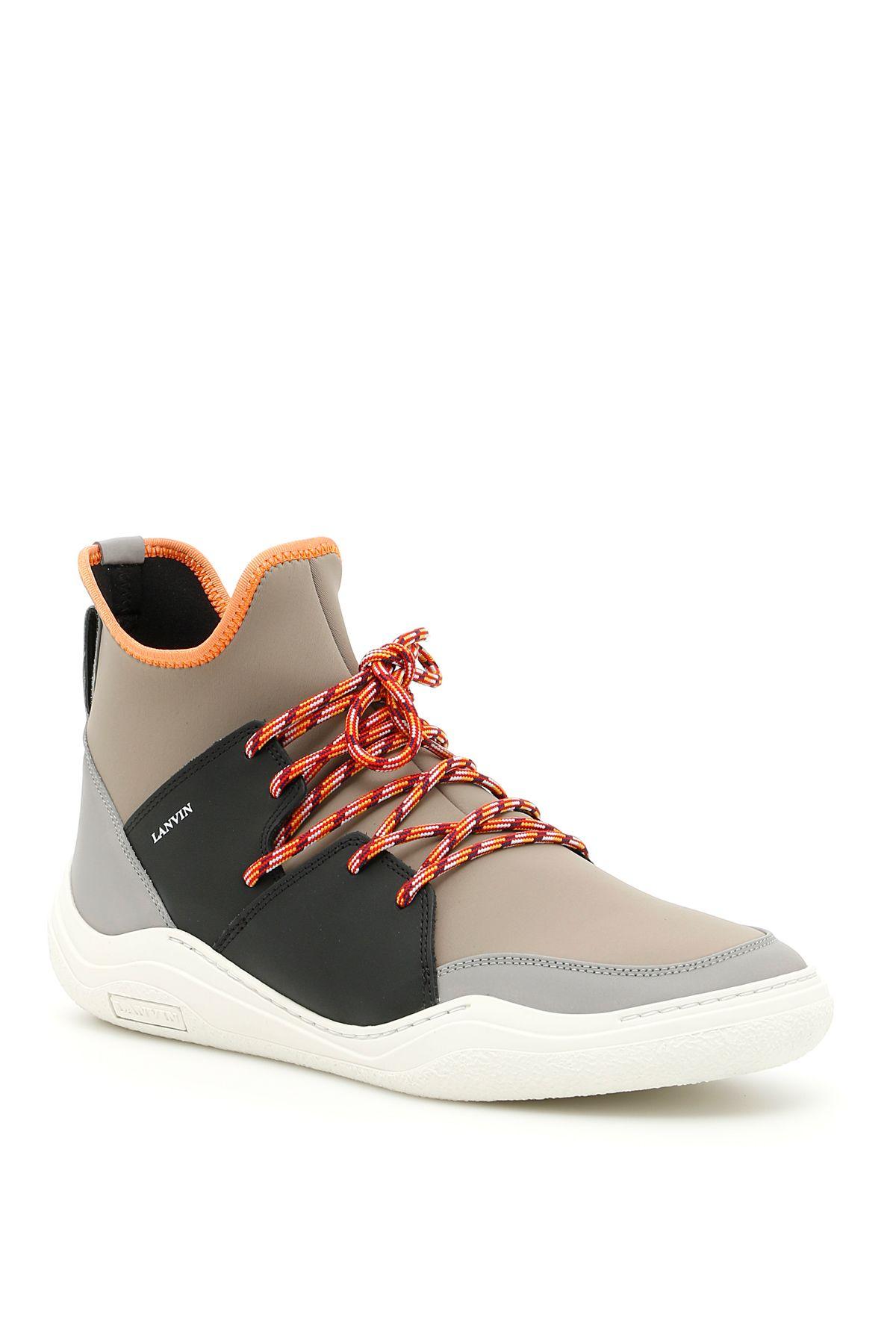 Diving High Top Sneakers