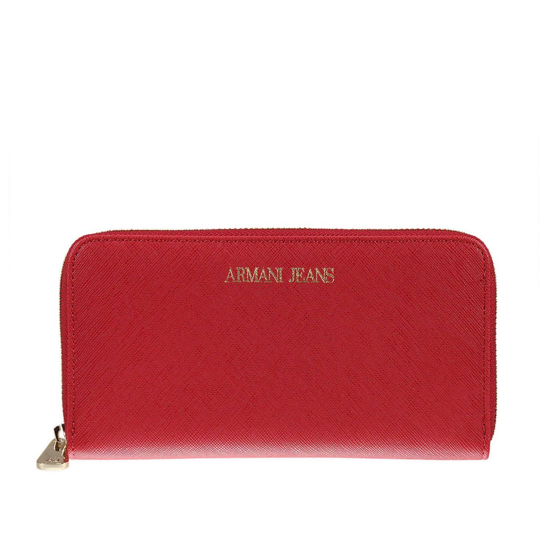 Wallet Wallet Women Armani Jeans