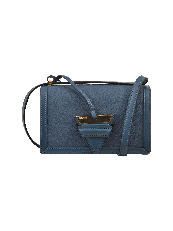 Loewe Barcelona Sm Bag Blue