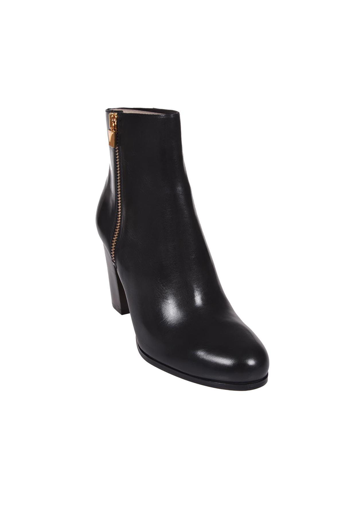 michael kors michael kors margaret ankle boots black. Black Bedroom Furniture Sets. Home Design Ideas