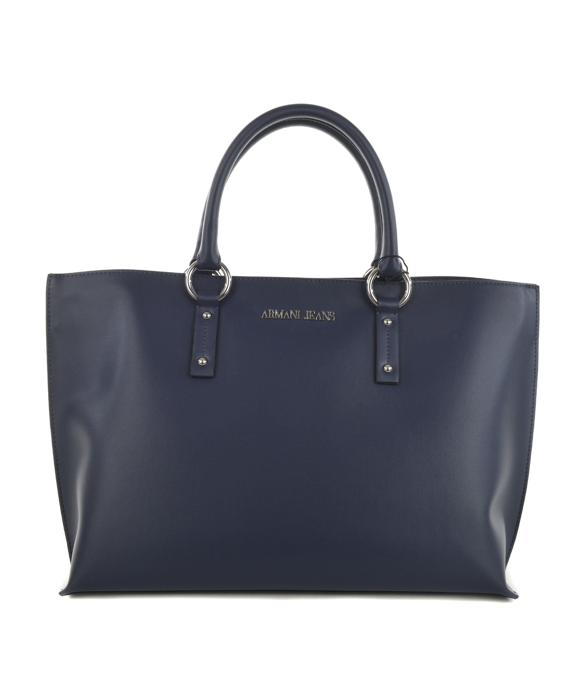 Armani Jeans Large Top Handle Tote
