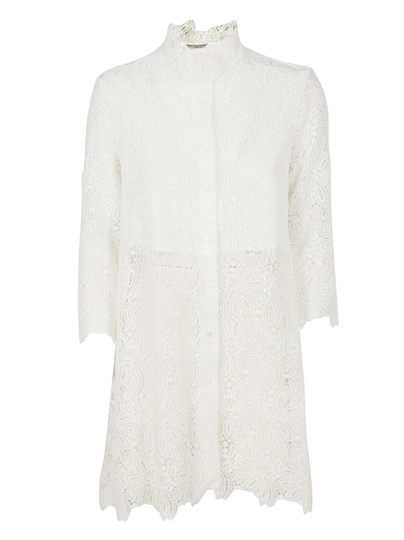 Ermanno Scervino Ermanno Scervino Lace Dress